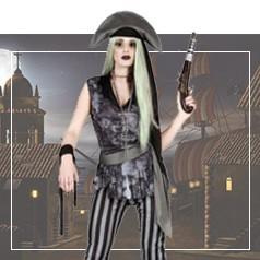 Costumi Pirata Fantasma