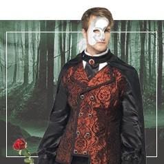 Costumi Fantasma dell'Opera