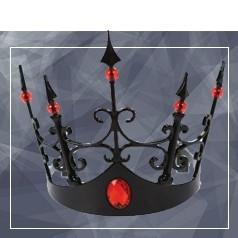 Corone per Halloween