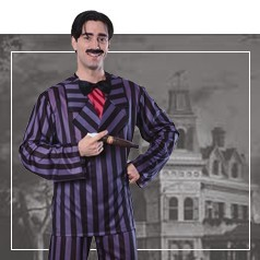 Costumi Gomez Addams