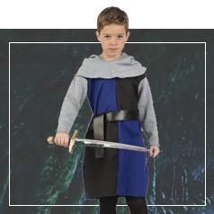 Costumi Cavaliere Bambini