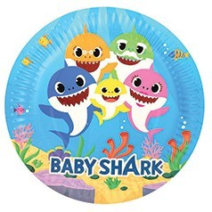 Compleanno Baby Shark