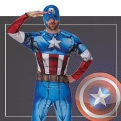 Costumi Capitan America