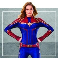 Costumi Captain Marvel