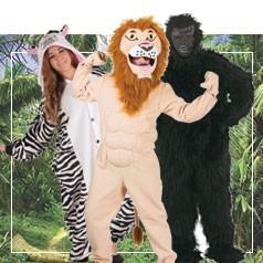 Costumi Animali della Giungla