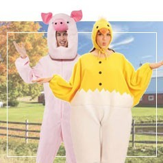Costumi Animali della Fattoria
