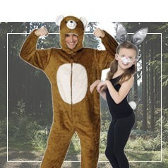 Costumi Animali del Bosco