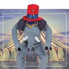 Costumi Animali del Circo
