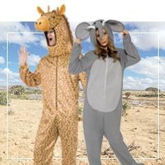 Costumi Animali della Savana