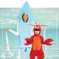 Costumi Animali Marini