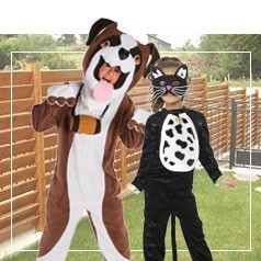 Costumi da Animali Domestici