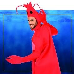 Costumi Gamberetto