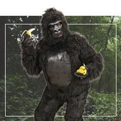 Costumi Gorilla