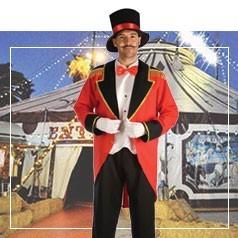 Costumi Presentatore del Circo