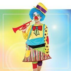 Costumi Cirque du Soleil