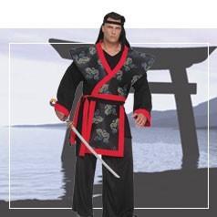 Costumi Samurai Adulto
