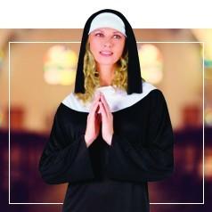 Costumi Religiosi Donna