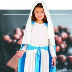 Costumi Religiosi Bambina