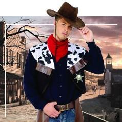 Costumi Western Uomo