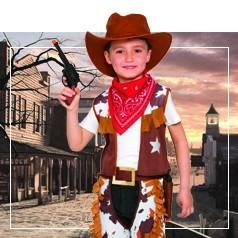 Costumi Western Bambino