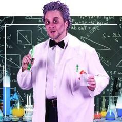 Costumi Scienziato Pazzo