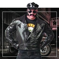 Costumi Motociclista