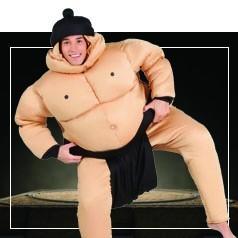 Costumi Lottatore di Sumo
