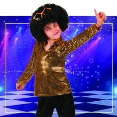 Costumi Disco per Bambini