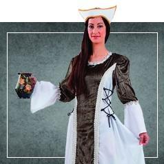 Costumi Regina Elisabetta