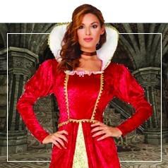 Vestiti da Regina