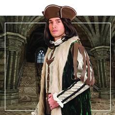 Costumi Cristoforo Colombo
