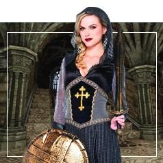 Costumi Giovanna d'Arco