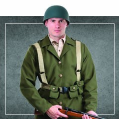 Costumi Seconda Guerra Mondiale