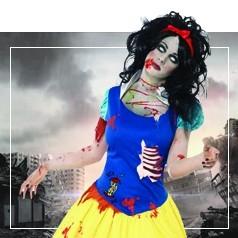Costumi Principessa Zombie