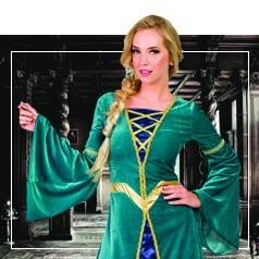 Costumi Principessa Medievale
