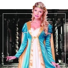 Vestiti Regina Donna