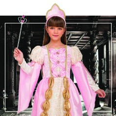 Vestiti Regina Bambina