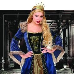 Costumi Regina Medievale