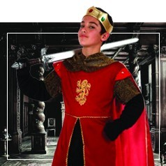 Vestiti da Re Bambino