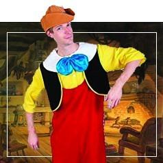 Costumi Pinocchio