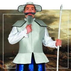 Costumi Don Chisciotte