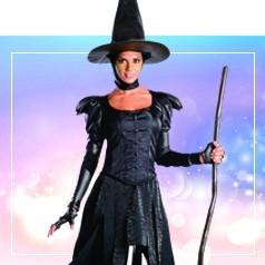 Costumi Strega Mago di Oz