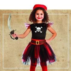 Costumi Pirata con Tutù