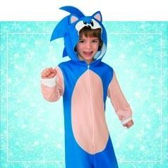 Costumi Sonic