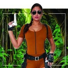 Costumi Lara Croft