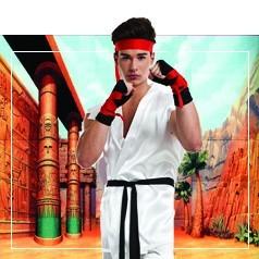 Costumi Street Fighter