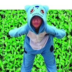 Costumi Bulbasaur