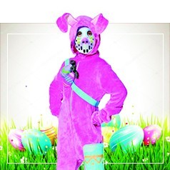 Costumi Rabbit Raider