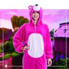 Costumi Orso Rosa Fortnite