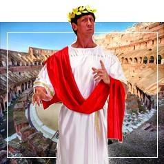 Costumi Giulio Cesare